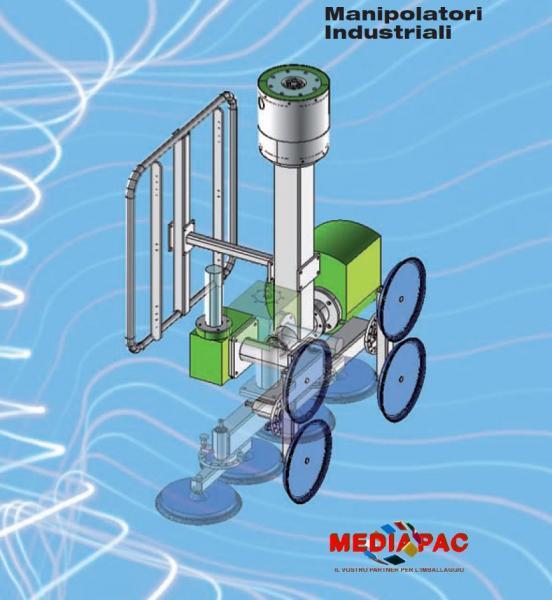 Catalogo Manipolatori Industriali