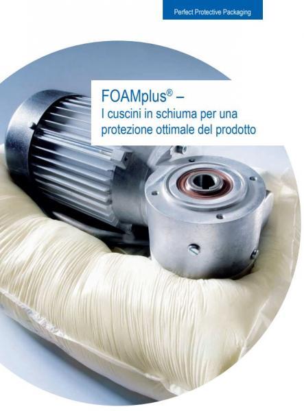 Catalogo FOAMplus in formato PDF