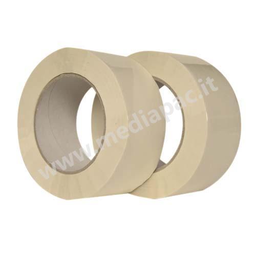 Nastro adesivo in PVC bianco