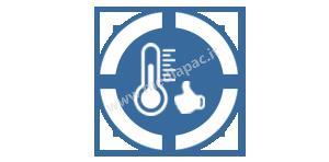 Aumento stabilità temperatura forno