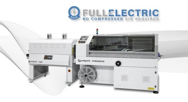 FULL ELECTRIC - NO COMPRESSED AIR REQUIRED
