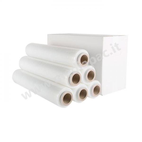 6 bobine per cartone